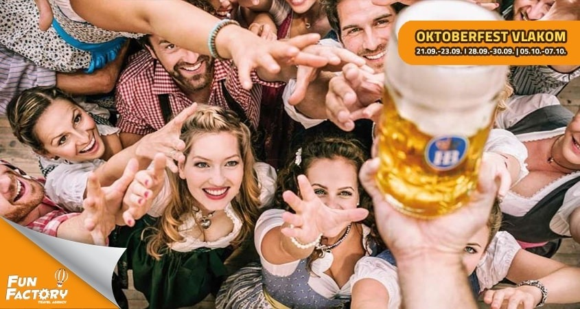 oktoberfest, party vlak, fun factory